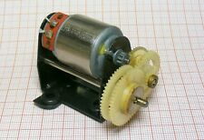 Electric motor DC with gear - eccentric wheel [M1-180]1