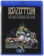NEW BLU RAY - LED ZEPPELIN the SONG REMAINS THE SAME - LIVE 1973 - 5.1 AUDIO