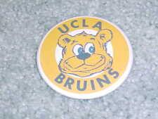 1980s UCLA Bruins Logo Football Button