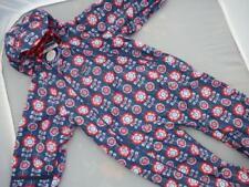New JOJO MAMAN BEBE Waterproof Fleece Lined All In One BNWT 18-24m Snowsuit Rain