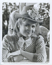 THE RARE BREED original 1966 photo with caption on back JULIET MILLS