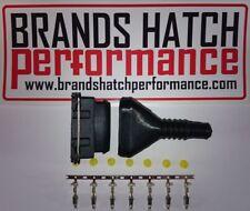 Amp TE Tyco 7 Way Junior Power Timer Plug - Bosch Ignition Amp Fiat Lancia Ford