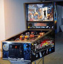 TWILLIGHT ZONE Flipperautomat/ Pinball- spielbereit im sehr guten  Zustand!