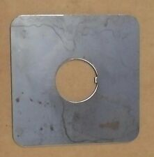"Blank 5x5"" Hydroboost Mounting Plate, Bracket, Adapter"