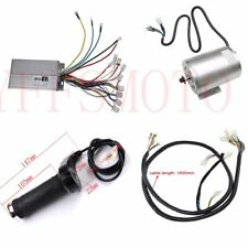 1800W 48V Brushless Electric Wire Harness +Motor+Speed Controller+ Throttle Grip