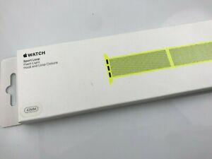 Original Apple Watch Series 7 6 SE 5 Sport loop Band 42mm 44mm 45MM Flash Light