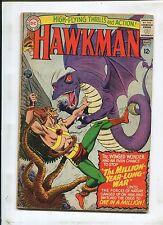 HAWKMAN #12 (3.5) THE MILLION YEAR LONG WAR  1966