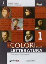 Cuori della letteratura 1 + Commedia, Giunti editore, codice:9788809992658