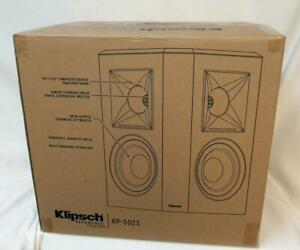 Klipsch Reference Premiere RP-502S Surround speakers- pair (Black)