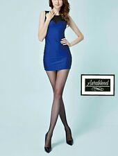 12 Denier GRAY Control Top Sheer pantyhose Stockings Hosiery Back Shaping