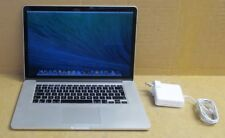 "Apple MacBook Pro Retina 15"" i7-4750HQ 2Ghz 16 GB 256 GB SSD A1398 ME293LL/A 2013"