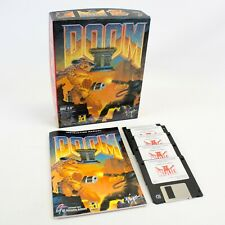 "Retro/1994 PC 3.5"" Big Box game. Doom II"