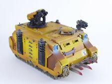 Razorback der Imperial Fists / Warhammer 40k - gut bemalt - 2