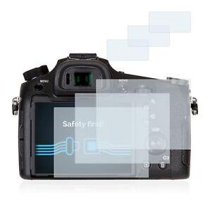 Sony Cyber-Shot DSC-RX10 III, 6x Transparent ULTRA Clear Camera Screen Protector