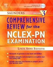 Saunders Comprehensive Review for the NCLEX-PN Examination, Edition 3-ExLibrary