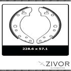 PROTEX Brake Shoes-Rear For ROVER VITESSE . 4D L/B RWD 1988-1991 By ZIVOR N1451