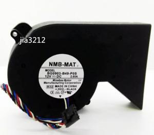 For NMB BG0903-B049-P0S Turbine server fan DC12V 2.65A 97*97*33MM 4PIN #JIA