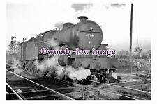 bb0889 - LMS Railway Engine 2774 at Ashchurch in 1946 - photograph