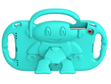 LTROP Kids Case for Samsung Galaxy Tab A 10.1 (2019 Released)  Turquoise