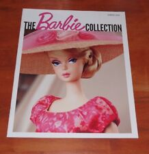 The Barbie Collector Club Catalog Spring 2015  Magazine NEW