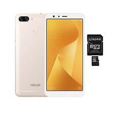 ASUS Zenfone Max Plus (m1) Dual SIM 3gb/32gb 4g LTE ZB570TL Sunlight Gold