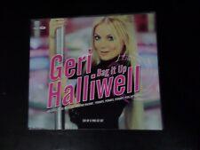 CD SINGLE - GERI HALLIWELL - BAG IT UP