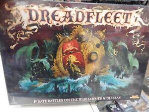 Games Workshop DREADFLEET NEW BOXED GAME