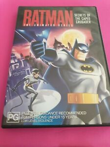 Batman: The Animated Series: Secrets of the Caped Crusader like New DVD