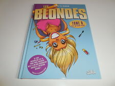 EO LES BLONDES TOME 8/ TBE