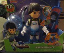 New factory sealed Disney Junior Miles from Tomorrowland-Maximum Miles-10 phrase