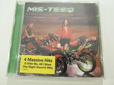 Mis-Teeq - Lickin`On Both Sides (CD Album 2001) Used Very Good