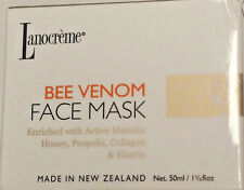 Lanocreme Bee Venom Face Mask Enriched with Manuka Honey Collagen 50ML EXP 2021