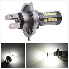 Motorcycle 6-Side White 6000K H4 9003 HB2 Hi/Lo Beam Headlight DRL Fog Lamp Bulb