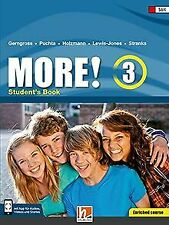 MORE! 3 Student's Book Enriched Course mit E-Book...   Buch   Zustand akzeptabel