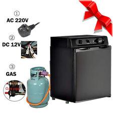Smad 43 L 3 Way Gas Caravan RV Fridge Campervan LPG/12V Motorhome Refrigerator