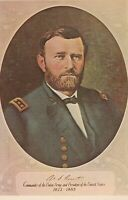 A)  Washington, DC - Portrait of President Ulysses S. Grant (1822-1885)