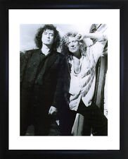 Jimmy Page And Robert Plant Led Zeppelin Framed Photo CP0392