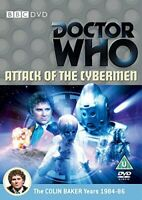 Doctor Who - Attack of the Cybermen [DVD] [1985][Region 2]