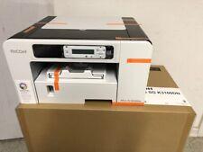 Ricoh Aficio SG K3100dn S/w Geljet impresora Monodrucker