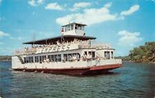 "ARNOLD'S PARK, IA Iowa BOB'S SPEED BOATS ""Empress""~WesOkoboji Lake  1961 Advert"