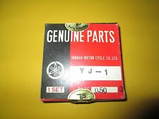 Yamaha YJ1 YJ 1 Piston Rings .50 O/S 2nd over size