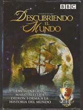 *(SET) BBC- Descubriendo el Mundo Vol. 1-3 (3 Disc DVD)