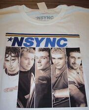 VINTAGE STYLE NSYNC T-Shirt XL NEW w/ TAG