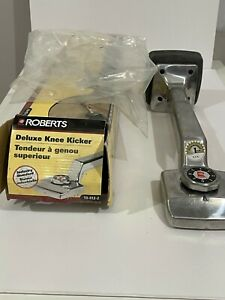 Roberts Deluxe Knee Kicker Carpet Stretcher