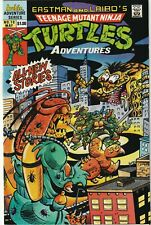 Archie Eastman and Laird's TMNT Adventures #10 1st print (May 1990) Mid Grade