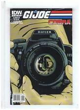 Marvel Comics GI Joe Cobra V2 #6 2010 NM- Cover A