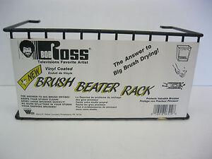 Bob Ross Brush Beater Rack 6519 (Brand-New)