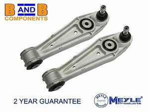 PORSCHE 911 996 BOXSTER 986 LOWER FRONT REAR CONTROL ARM X 2 C638