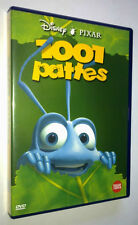 DVD 1001 PATTES - A BUG'S LIFE - DISNEY N° 51