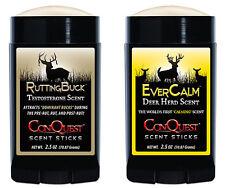 ConQuest Scent Sticks - Rutting Buck Pack